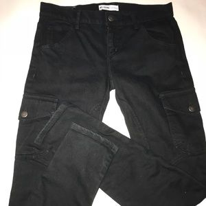 Re/Done cargo jeans like New